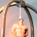 (MADEIRA DESOUZA) Male Hanging Fetish