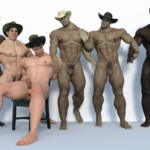 (MADEIRA DESOUZA) Penis Envy Ranch