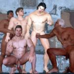 (MADEIRA DESOUZA) Five Men Misbehaving